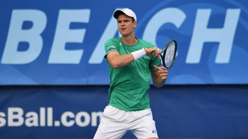 Hubert Hurkacz triumphiert auf der ATP-Tour
