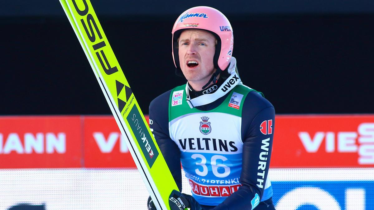 Freut sich auf seinen ersten Einsatz bei der Nordischen Ski-WM: Severin Freund