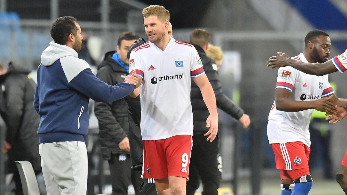 Im Falle des Bundesliga-Aufstiegs schüttet der HSV zahlreiche Prämien aus