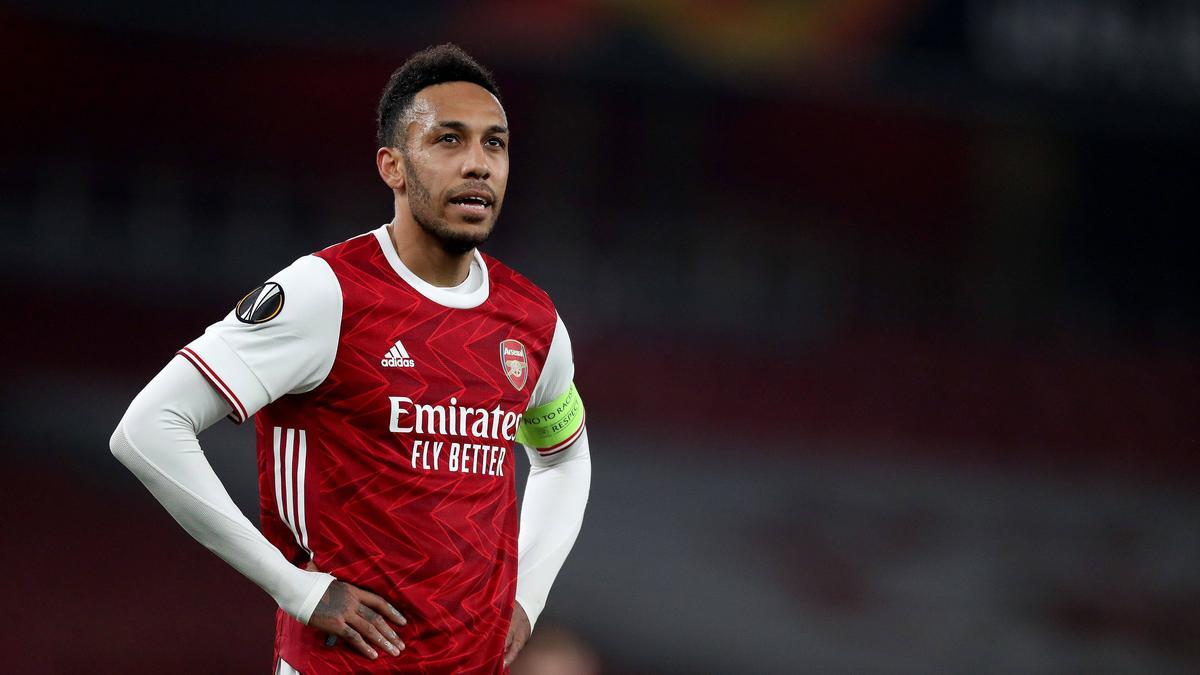 Wechselte 2018 vom BVB zum FC Arsenal: Pierre-Emerick Aubameyang