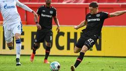 Bayer Leverkusens Florian Wirtz macht gerade sein Abitur