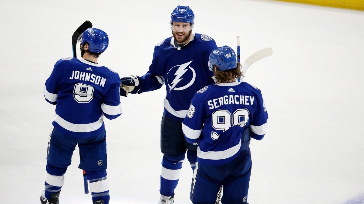 Tampa Bay Lightning möchte den NHL-Titel verteidigen