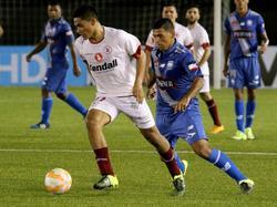 Luis Escalada traf für Emelec gegen Huanuco
