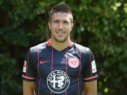 Slobodan Medojević würde gern wieder für Frankfurt auf dem Platz stehen, muss sich aber gedulden