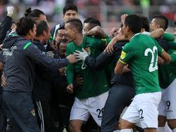 Bolivia venció como local a la selección peruana por dos tantos. (Foto: Imago)