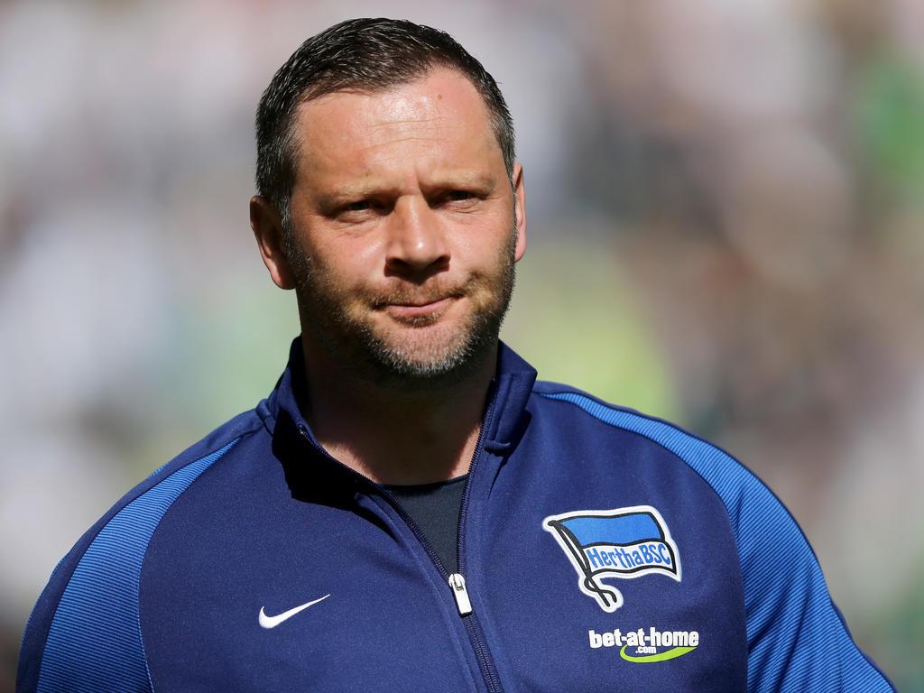 Berlin-Trainer Pál Dárdai muss auf zwei Spieler verzichten