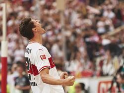 Fehlt dem VfB Stuttgart aus schönem Grund: Mario Gomez