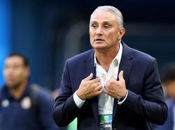 Trainer Tite sieht Brasilien nicht in der Favoritenrolle auf den WM-Titel