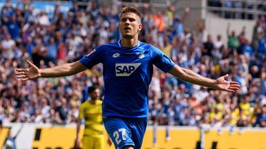 Andrej Kramaric steht noch bei der TSG 1899 Hoffenheim unter Vertrag.