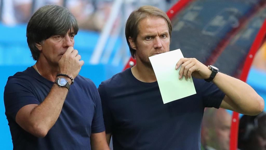 Der große Umbruch im DFB-Team bleibt wohl aus