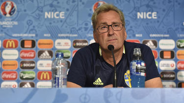 Erik Hamrén soll der neue Nationaltrainer Islands werden