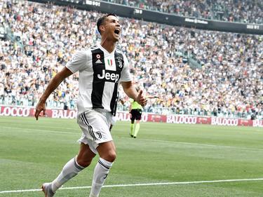 Cristiano Ronaldo erzielte einen Doppelpack für Juventus