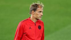 Thomas Tuchel ist seit dieser Saison Trainer von PSG