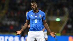 Balotelli es internacional con la selección italiana. (Foto: Getty)
