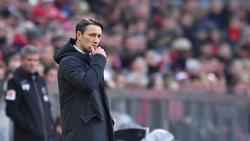 Niko Kovac ist beim FC Bayern angezählt