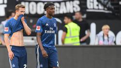 Gideon Jung ist nach seiner schweren Verletzung zurück im HSV-Team