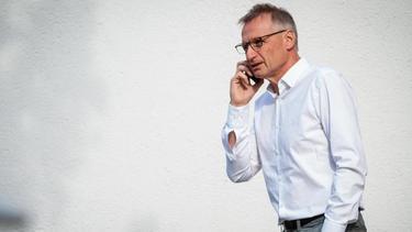 Würde gerne noch neue Spieler für den VfB Stuttgart verpflichten: Sportvorstand Michael Reschke
