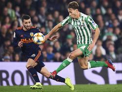 Canales, ex del Valencia, quiere llevar a su equipo a la final. (Foto: Getty)