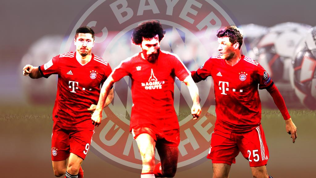 Das sind die Rekordtorjäger des FC Bayern