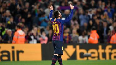 Lionel Messi hat das goldene Tor geschossen