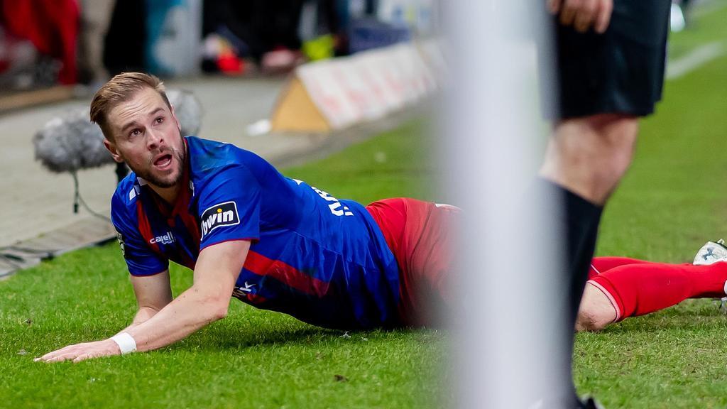 Der KFC Uerdingen ist gegen Eintracht Braunschweig untergegangen