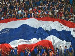 Die thailändischen Fans sollen nicht jubeln