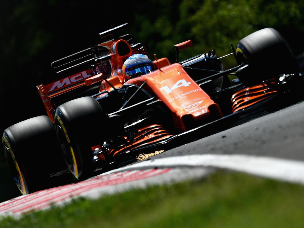 McLaren zeigt sich in Ungarn deutlich formverbessert