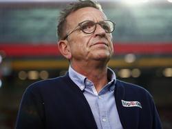 Beim 1. FC Kaiserslautern gefeuert: Norbert Meier