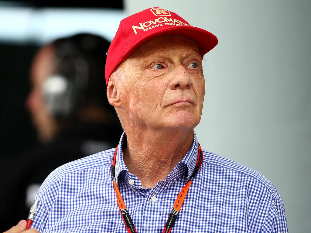 Niki Lauda Rtl