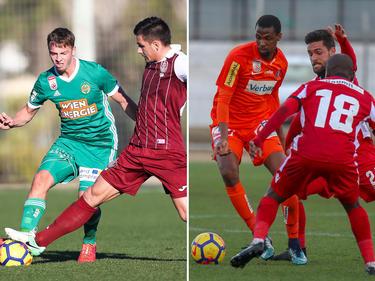 Rapid und die Austria kassierten gegen Cluj bzw. Dinamo Bukarest Niederlagen