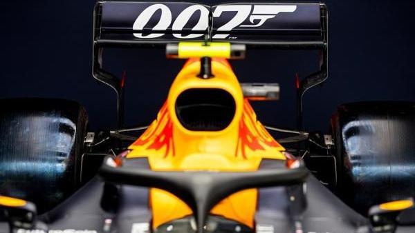 Ob Red Bull die Sonderlackierung in Silverstone Glück bringen wird?