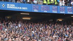 Die berühmte Stadionuhr beim HSV hat endgültig ausgedient