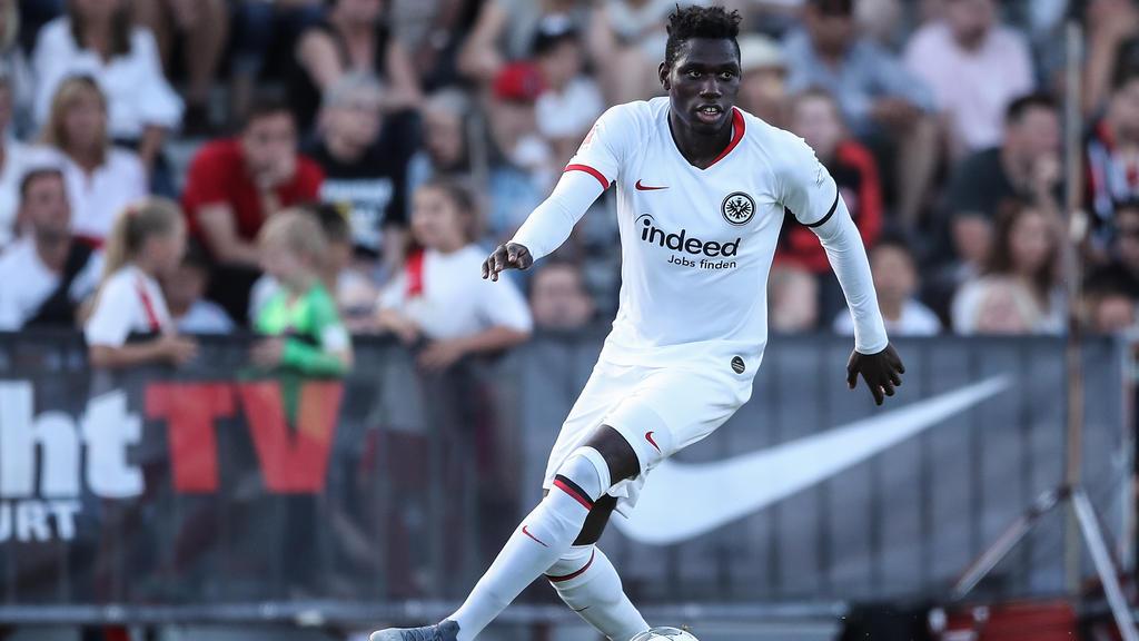 Danny da Costa kann sich einen langfristigen Verbleib in Frankfurt vorstellen