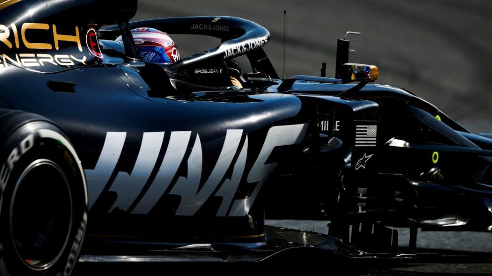 Rich Energy stellt sein Sponsoring bei Haas ein