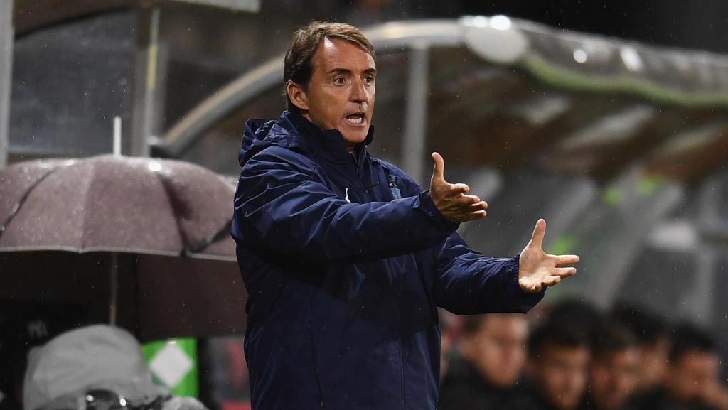 Roberto Mancini schwebt mit Italien auf einer Erfolgswelle