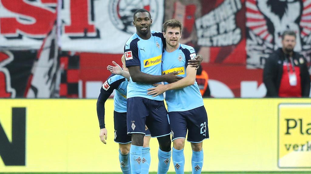 Gladbach konnte die Tabellenführung dank eines Sieges gegen Bayer Leverkusen verteidigen