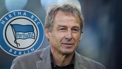 Jürgen Klinsmann beerbt angeblich Ante Covic als Trainer von Hertha BSC