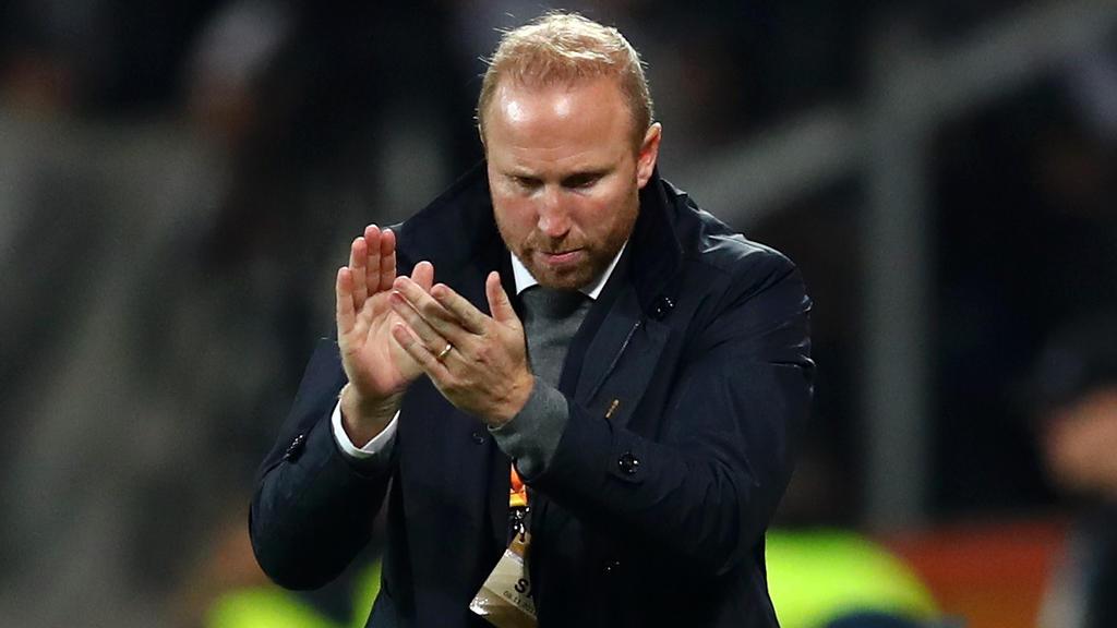 Wird Ludovic Magnin neuer Trainer des VfB Stuttgart?