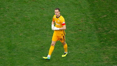 Andrey Lunev hat in Leverkusen unterschrieben