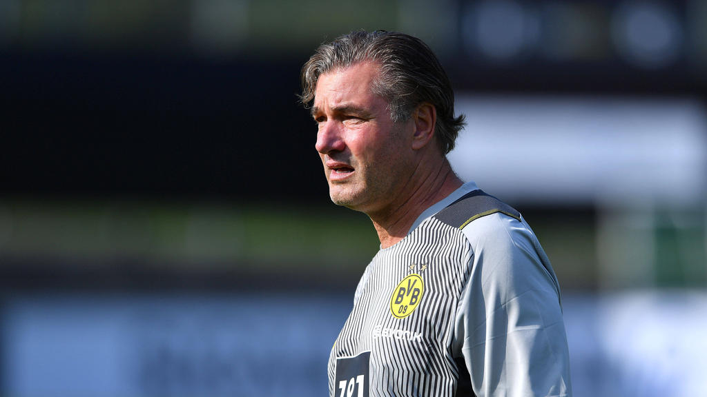 BVB-Sportdirektor Michael Zorc will nicht in Panik geraten