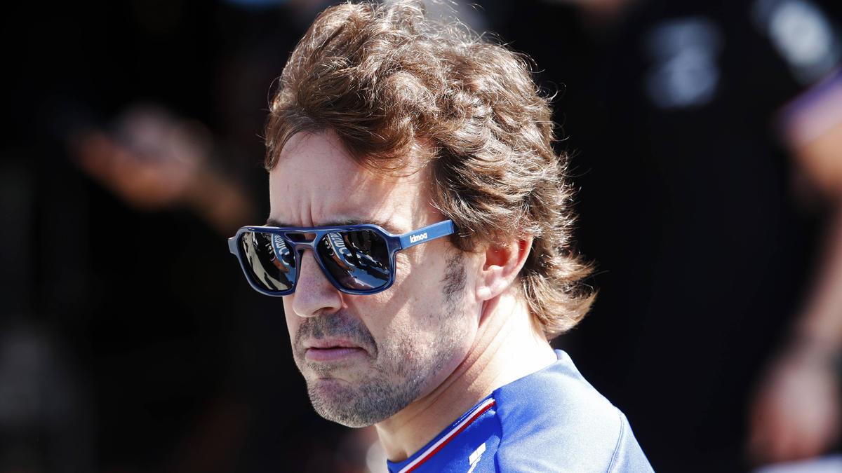 Fernando Alonso ist nach Kimi Räikkönen der zweitälteste aktive Formel-1-Fahrer
