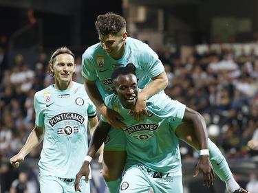 Kelvin Yeboah war mit einem Tor und einem Assist der Mann des Spiels