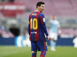 Messi no vestirá más de azulgrana.