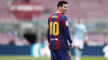 Verlässt Messi den FC Barcelona doch noch?