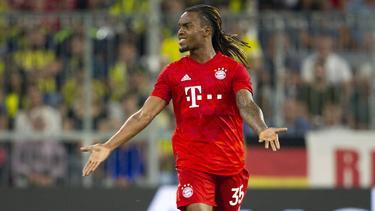 Renato Sanches wurde beim FC Bayern nie glücklich