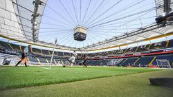 Die Finalrunde der Fußball Europa League könnte in Frankfurt stattfinden