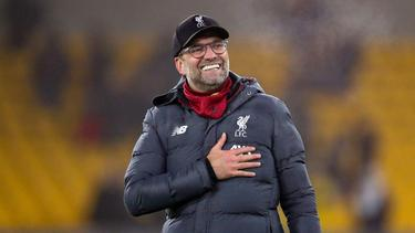 Jürgen Klopp kann wieder mit dem ganzen Team trainieren