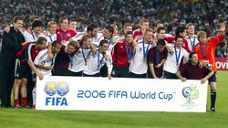 2006 feierte Deutschland eine rauschende WM-Party
