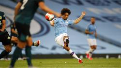 Leroy Sané steht vor einem Wechsel zum FC Bayern