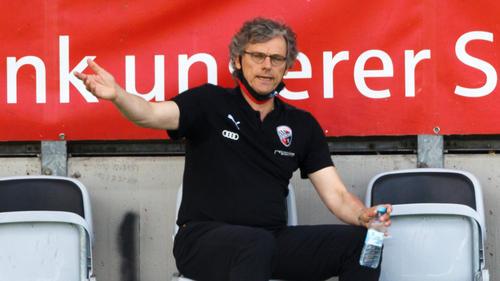 Michael Henke kritisierte die Wechselmöglichkeiten in der 3. Liga